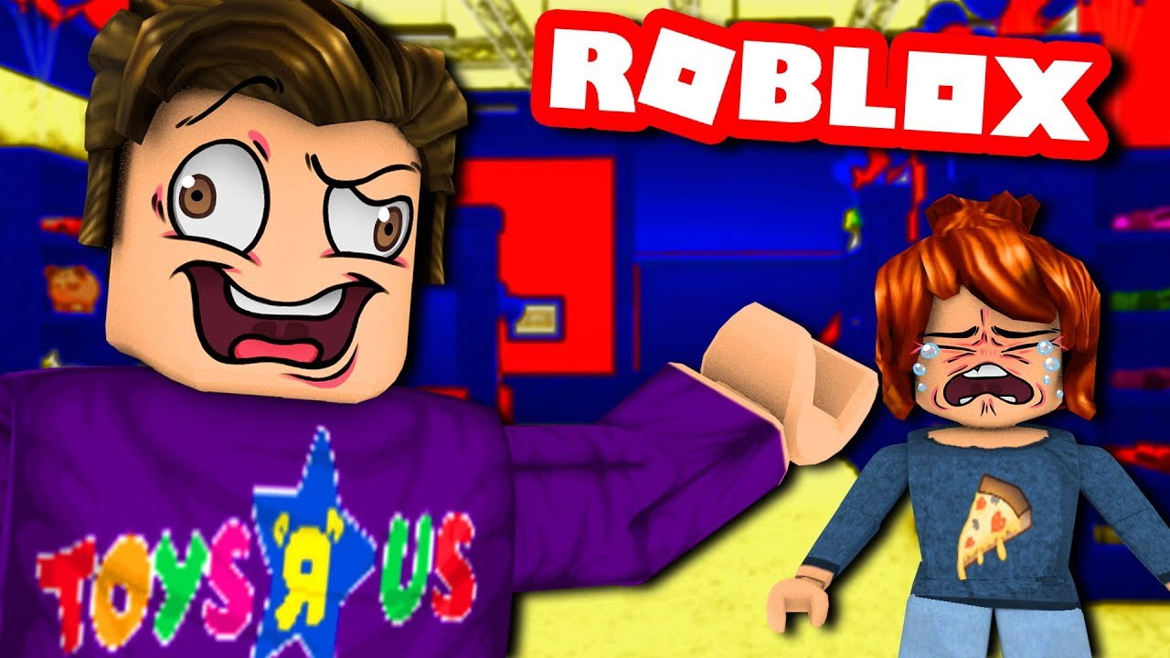 I Opened a Toys R Us in Bloxburg    I Treated the Customers BADLY!