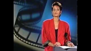 "ZDF Ansage Sibylle Nicolai ""Quo Vadis"" 24.7.1988"