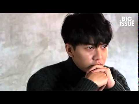 Big Issue No. 102 Lee Seung Gi Photoshoot & Interview