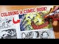 How To Make Rough Layouts For Comics/Manga