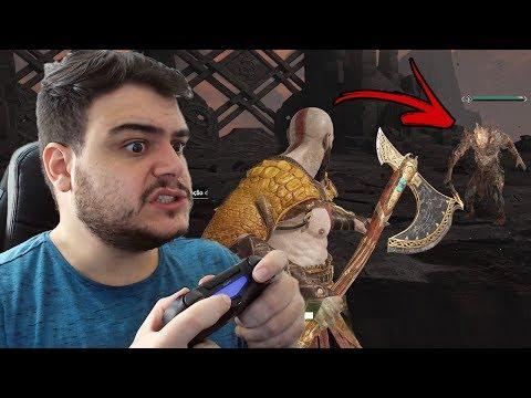 A MAIOR ARENA DE BATALHA DO JOGO! - GOD OF WAR PS4 - PARTE 13