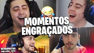 MOMENTOS ENGRAÇADOS DAS LIVES 2018 | RETROSPECTIVA DAS LIVES 2018