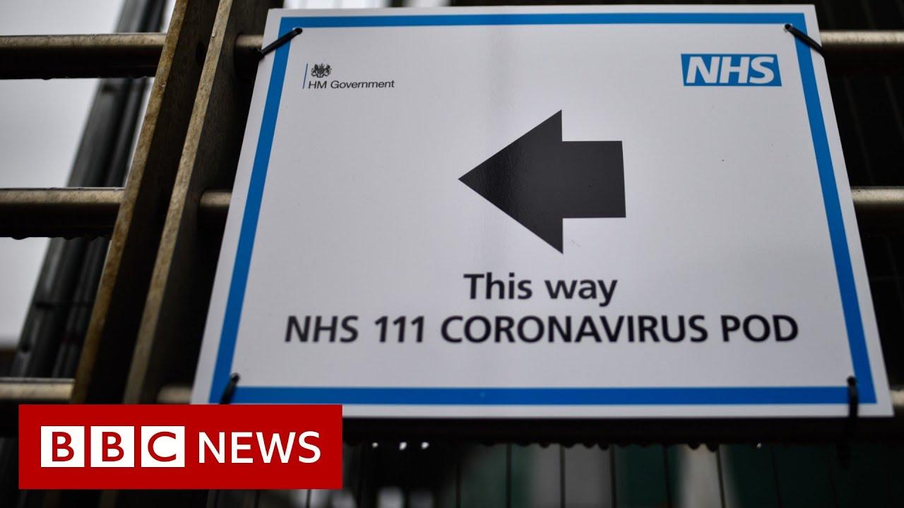 First UK Coronavirus death in Berkshire - BBC NEWS