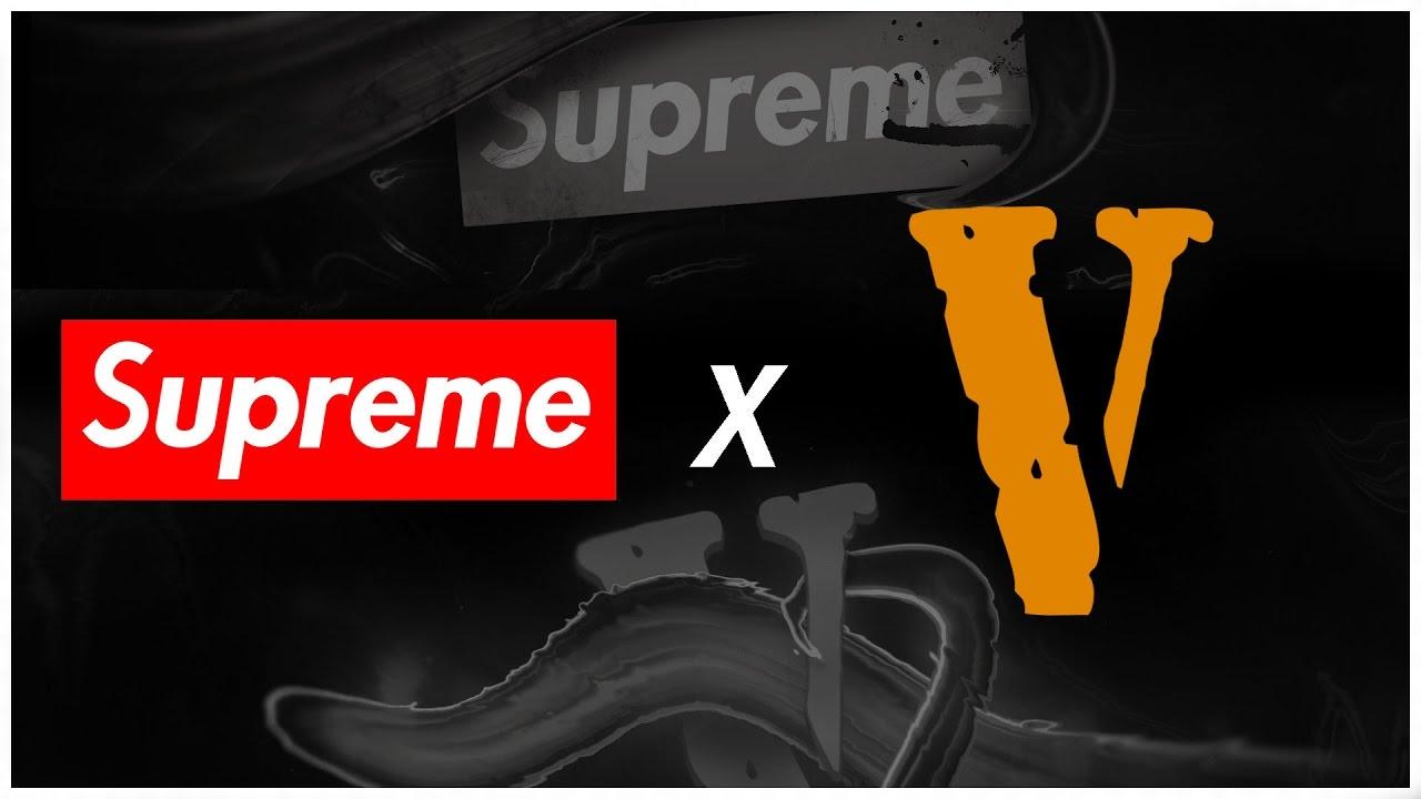 SUPREME X VLONE FREE WALLPAPER + Speed