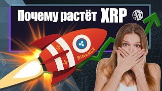 Почему растет XRP (ripple). Обзор рынка криптовалют, биткоин, ethereum