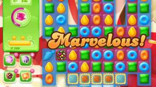 Candy Crush Jelly Saga Level 512 - NO BOOSTERS