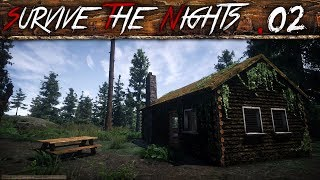 Survive The Nights #02 | Die verlassene Hütte | #STN Let's Play Gameplay Deutsch thumbnail