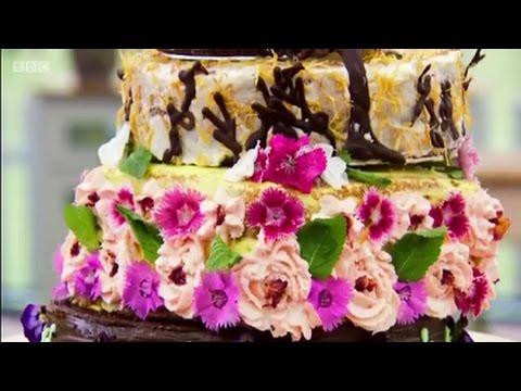 The Great British Bake Off (series 7) Episode 6: Botanical