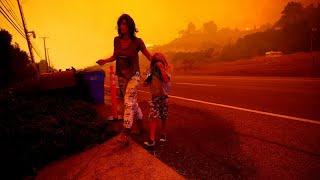 88 قتيلا و196 مفقودا في أسوأ حريق غابات بكاليفورنيا