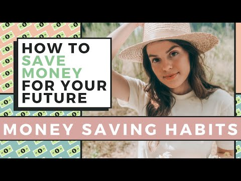 Money Habits That Will Change Your Life 💵 How To Start Saving NOW.