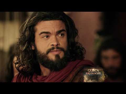 Nesta quinta, a aliança com Deus fortalece os hebreus, mas pode ameaçar a vida de Josué