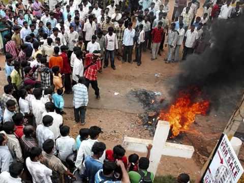 Orissa Violence - Kandhamal District