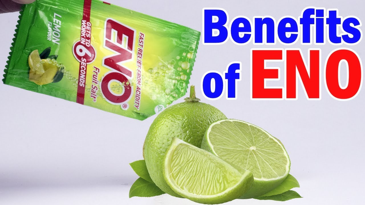10 real benefits of eno or soda that you should know