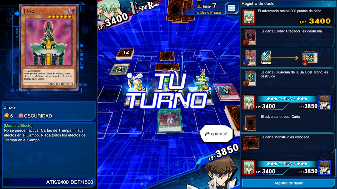 yugioh duel links  gameplay  steam  pc  youtube
