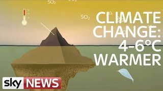 Climate Change: What Happens If The World Warms Up By 5°C?