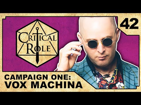 Dangerous Dealings | Critical Role: VOX MACHINA | Episode 42