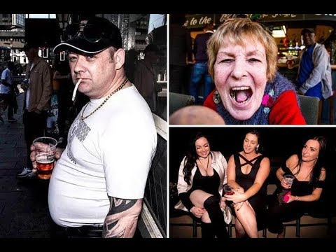 Gritty photos reveal the beer swilling characters found inside London's pubs