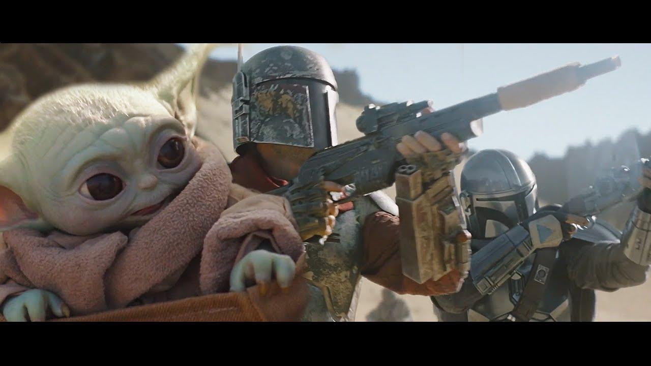 Download Star Wars The Mandalorian Season 2 Boba Fett Clip Breakdown and Movie Easter Eggs