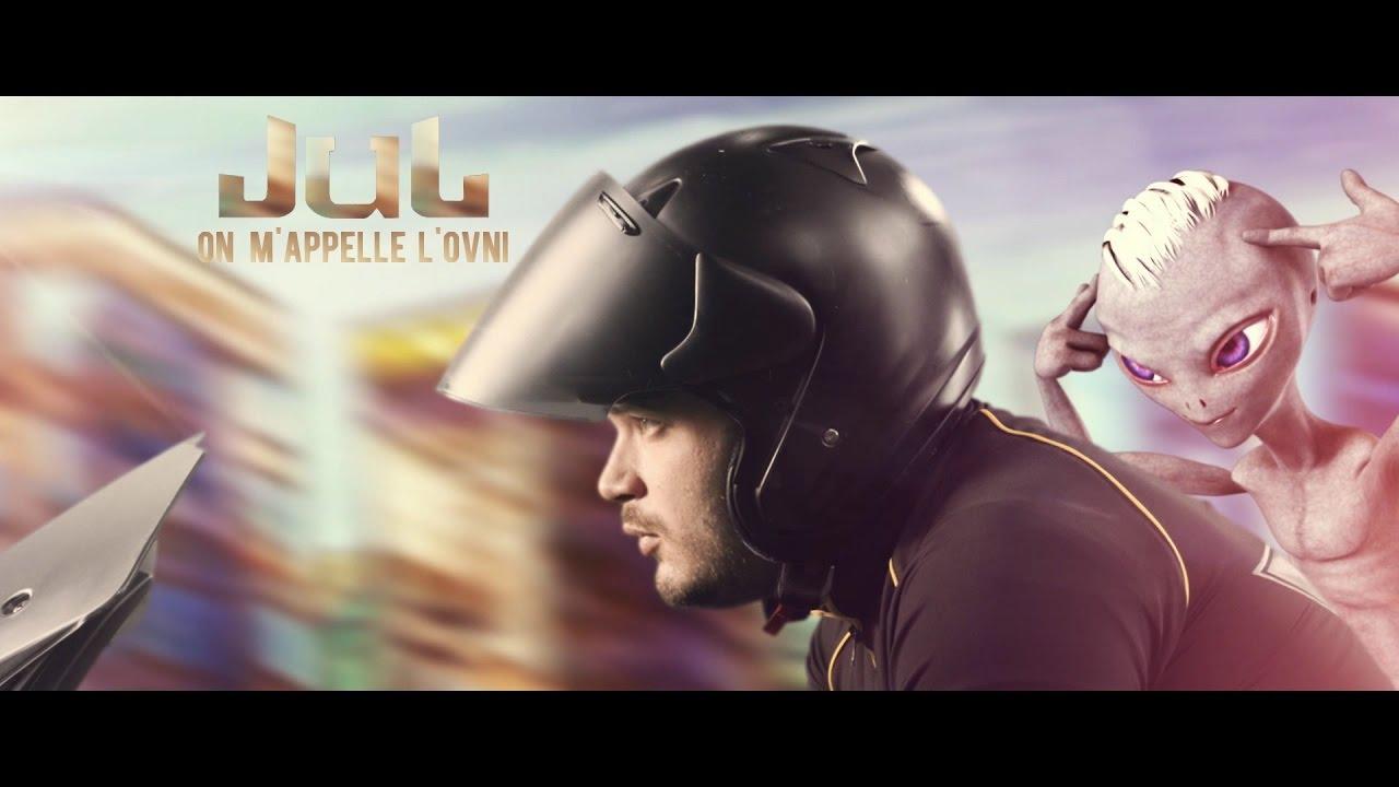 Jul - On M'appelle L'ovni // Clip Officiel // 2016