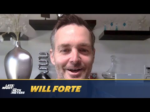 Will Forte Feared His Daughter Would Look Like Him
