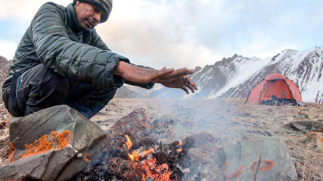My Self-Isolation in Ladakh