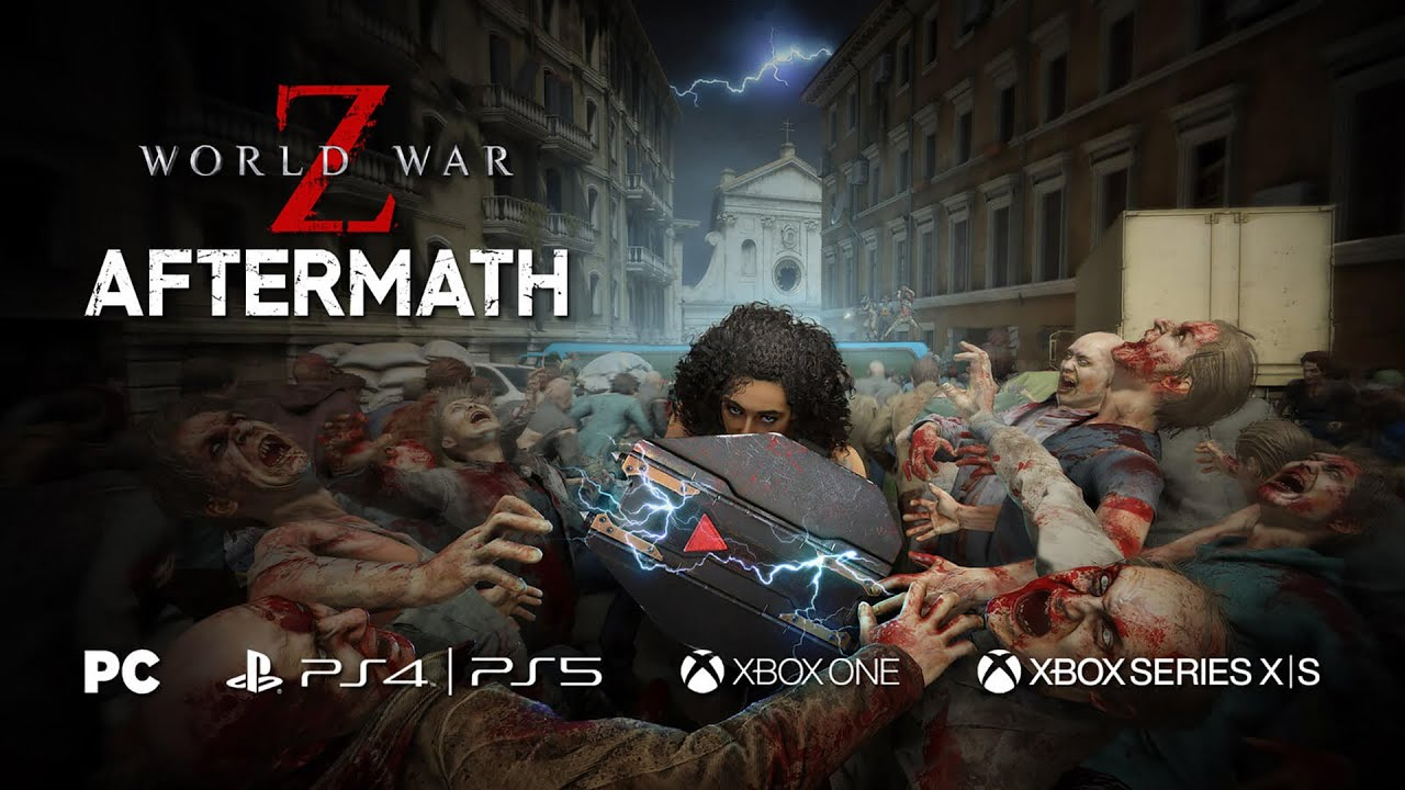 ОБНОВЛЕНИЕ World War Z: Aftermath PS5