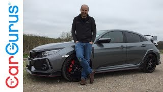 Honda Civic Type R (2019) Review: One of the Best Hot Hatches Ever!  | CarGurus UK