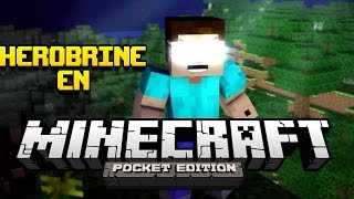 Como Invocar a Herobrine en Minecraft Pe 0.12.1-0.12.2