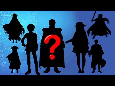 Guess The Anime Sword Art Online Alicization Character Quiz!!