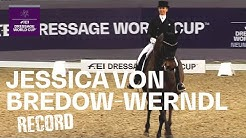Jessica von Bredow-Werndl & TSF Dalera BB Record Breaking Performance | FEI Dressage World Cup™