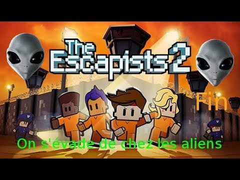 the escapist 2 alien fin: on s'évade en soucoupe volante
