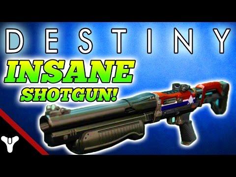 "Destiny: ""INSANE PVP SHOTGUN!"" Destiny Matador 64 Shotgun REVIEW! (Destiny Gameplay)"