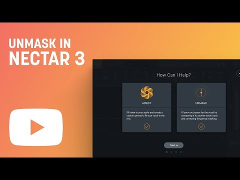 How to Mix Vocals and a Beat with Unmask in Nectar 3