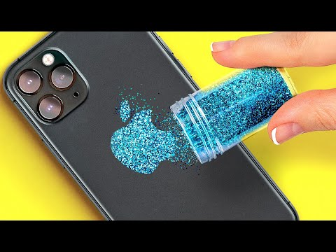 19 CRAFTING HACKS FOR YOUR PHONE