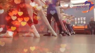 Kaz Kids Dance - Открытый урок у средней группы