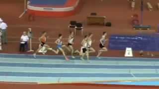 800м Мужчины - финал Чемпионат России 2013