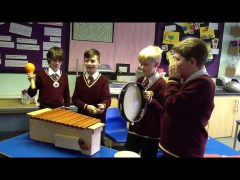 Year 6 Music Composition