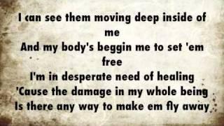 Rihanna - Black Butterflies w/ lyrics