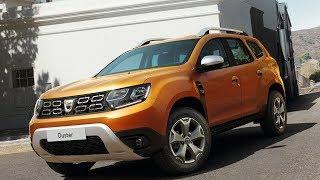 2018 Dacia Duster Review