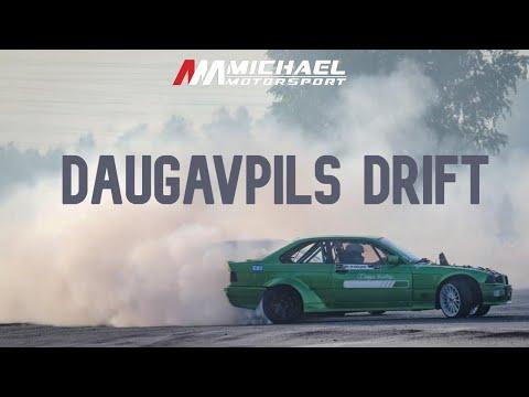 DAUGAVPILS DRIFT 2021 // MICHAEL MOTORSPORT