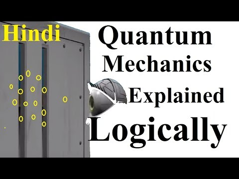 Quantum Mechanics logically explained in HIndi Language