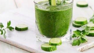 10 Зелёных Коктейлей / Смузи / правильное питание / Вариант по Системе Минус 60
