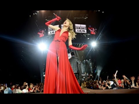 Taylor Swift - The RED Tour DVD Part.2