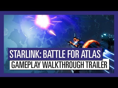 STARLINK : BATTLE FOR ATLAS - GAMEPLAY WALKTHROUGH TRAILER