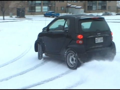 smart fortwo 451 winter drift youtube. Black Bedroom Furniture Sets. Home Design Ideas