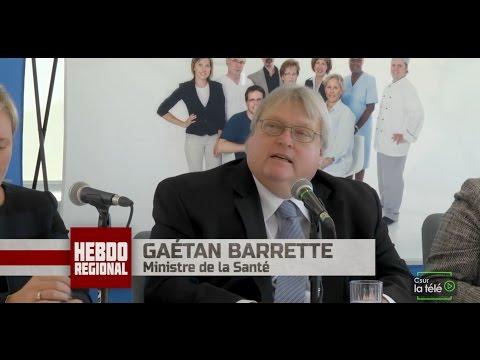 L'Hebdo Régional - 13 octobre 2014