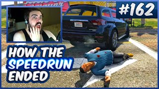 Garbage men threaten my speedruns, because they are garbage - How The Speedrun Ended (GTA V) - #162
