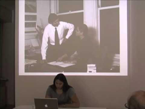 Michelle Chong artist talk pt 1