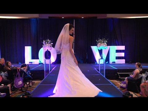 Phoenix Bridal Show Fashion - March 1, 2015
