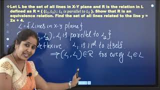 II PUC | Mathematics | Relation and functions- 04